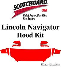 3M Scotchgard Paint Protection Film Pro Series 2018 2019 2020 Lincoln Navigator