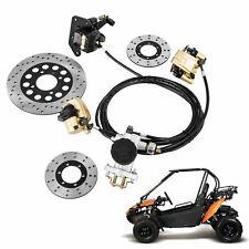 Go-Kart Brake Master Cylinder Kit Kd150Brkit Hammerhead Hydraulic Universal