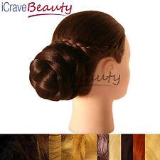 à cliper Cheveux En Chignon - Parisienne Style Postiche - Tous Coloris