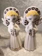 Vintage Ceramic Christmas Angels