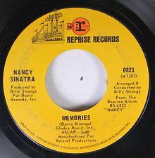 Rock 45 Nancy Sinatra - Memories / Here'S We Go Again On Reprise Records
