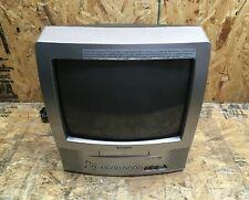 "Toshiba MD13Q41 13"" CRT TV DVD Player Combo"