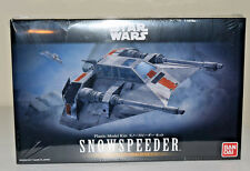 Bandai Star Wars Snowspeeder 1/144 & 1/48 EP5 Empire Strikes Back Kit Set - NEW