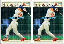 2x SKYBOX THUNDER 1999 J. D DREW ST. LOUIS CARDINALS BATTERZ.COM #WB-1 CARDS LOT