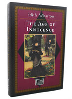 Edith Wharton THE AGE OF INNOCENCE :   1st Edition 1st Printing