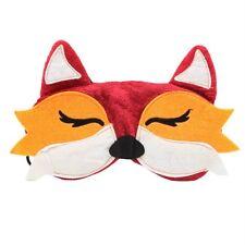 Plush Fox Eye Mask