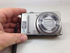 Camera Nikon coolpix S9100 grey