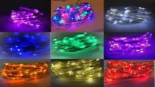 20/30/60 LED AA Battery String Lights with ON/FLASH/TIMER/REMOTE Function Choice