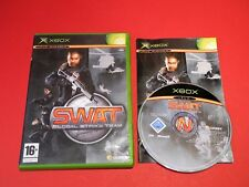 Xbox SWAT GLOBAL STRIKE-Xbox Original