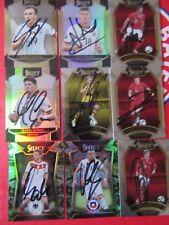 Bayern * signiert * 1 Panini Select Card aussuchen z.B. Müller Lewandowski Götze