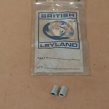 MG Midget Austin Healey Sprite Bonnet Catch Spacer 4B8768 Set of 2 NOS