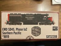 Scaletrains.com EMD SD45 SP Southern Pacific Rivet Counter DCC Ready New HO