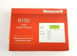 Honeywell Ademco 6150 Fixed English Keypad with Programmable Function Keys NEW
