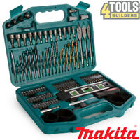 Makita 98C263 101 Piece Drilling, Driving Accessory Kit & Screw Driver Bit Set