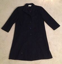 Andrea Marin Womens Wool Blend Trench Coat, Size 20W