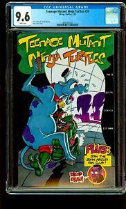 TEENAGE MUTANT NINJA TURTLES #38 CGC 9.6 NM+ TMNT, Mirage Studios