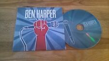 CD Blues Ben Harper - Rock N'Roll Is Free (1 Song) MCD VIRGIN REC cb