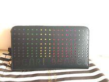 Henri Bendel Lite Bright Continental Wallet BNWT Rare Rainbow