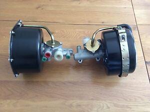 Girling powerstop Mk 2a & 2b brake servo's, lotus, ford, Aston Martin, Rover,