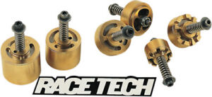 Race Tech Gold Valve Fork Kit Gold Valve G2-R FMGV S2040 77-2110 FMGV-S2040