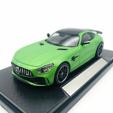 1/43 Mercedes-Benz AMG GTR 2017 Model Car Toy Metal Diecast Vehicle Gift Collect