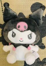 furyu My Melody Kuromi Uruuru Omeme BIG stuffed Soft Plush 27cm kawaii cute