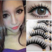 Big Eyes 5 Pair/Lot Crisscross False Eyelashes Lashes Voluminous HOT Eye Lashes