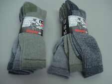 NWT Men's Wolverine Premium Merino Wool Hunting Socks 6 Pair Size Lg. Multi #47D