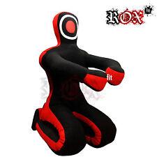 Grappling Faux ROX Compatible avec Man Sac De Frappe Boxe Jiu Jitsu Brésilien