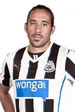 Foto de fútbol > Jonas Gutierrez Newcastle United 2013-14