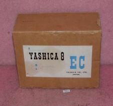 Yashica 8 EC 8mm Film Camera.