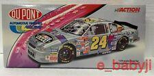Action 1/24 Jeff Gordon 2000 #24 DUPONT / NASCAR 2000 Monte Carlo Silver Diecast