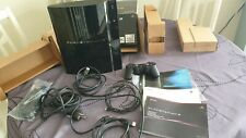 Playstation 3 PS3  Console 60GB  piano black - CECHC04