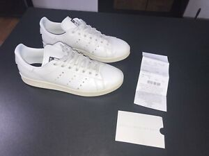 STELLA MCCARTNEY STAN SMITH ADIDAS TRAINERS SNEAKERS SHOES £235 UK 7 40 WHITE