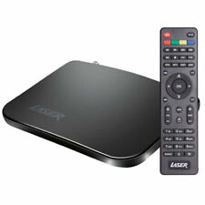 MMCB19 Laser Android 4k Media Player STB Settop Mpeg4 Netflix DLNA