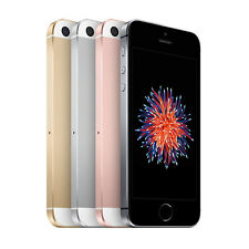 "Apple iPhone SE 16GB ""Factory Unlocked"" iOS 12MP Camera Smartphone"