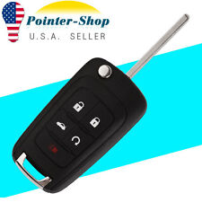 New Remote Key Start Flip Keyless Uncut Blade Entry Transmitter For OHT01060512