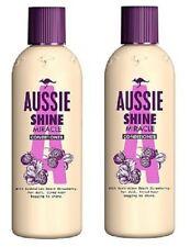 2 x Aussie Shine Miracle Conditioner (2 x 250ml)