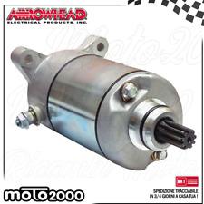 MOTORINO AVVIAMENTO ARROWHEAD PER QUAD ATV POLARIS SPORTSMAN MAGNUM ATP 500 2001