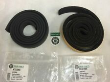 Bearmach Land Rover Series 2, 2a, 3, Window Screen Frame & Bulkhead Seals
