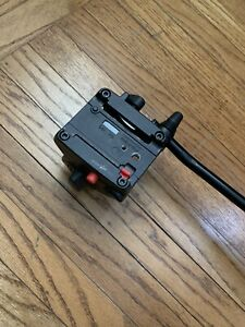 Manfrotto 561BHDV Fluid Video Head