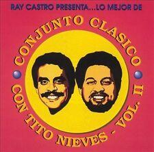 Nieves, Tito : Mejor De Conjunto Clasico 2 CD