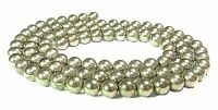 😏 Pyrit Perlen Kugeln 4 mm Edelstein Strang Kette pyrite beads rounds 😉 PYRI-5