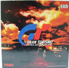 JAPAN TOMICA GT GRAN TURISMO SET OF 6 EVO NSX NISSAN SKYLINE SILVIA CARS SET
