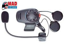 SENA SMH5 MOTORCYCLE INTERCOM BLUETOOTH HEADSET, BIKE TO BIKE, HANDS FREE , ETC