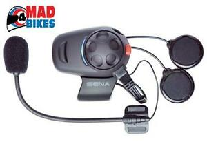 SENA SMH5 Bluetooth Motorcycle Intercom System Helmet Headset  (UK Stock)