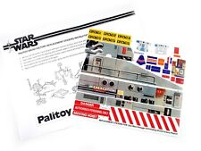 STICKERS for STAR WARS VINTAGE Palitoy Droid Factory -  TOTALLY AWESOME!