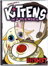 Kittens In A Blender Card Game Redshift RDS1001 Closet Nerd Family Cat