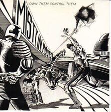 "Misty In Roots - Own Them Control Them 12"" LP - UK Dub Reggae Album NEW Record"