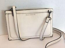 French Connection Small  Off White  Cross body Bag Purse